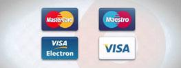 akceptujemy płatność kartami