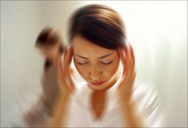 Leczenie zawrotów głowy