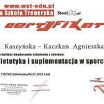 Dietetyka i suplementacja w sporcie w Swiss Medicus