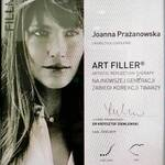 lek. dent. Joanna Prażanowska ART FILLER
